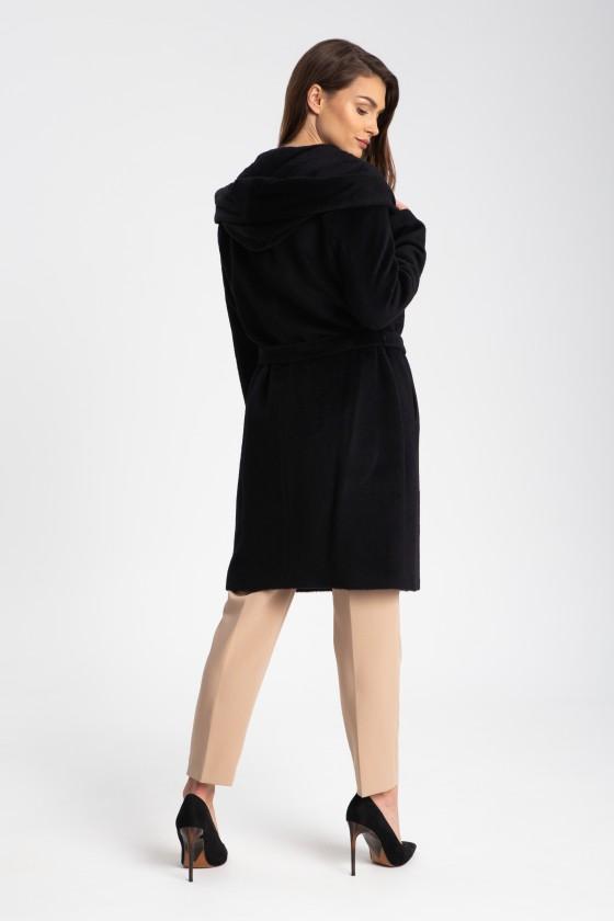 Płaszcz m438 czarny
