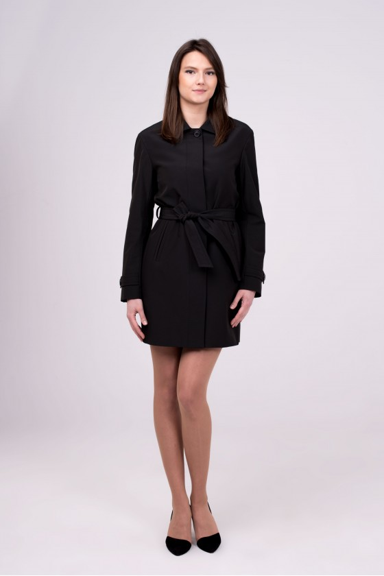 Płaszcz m460 czarny