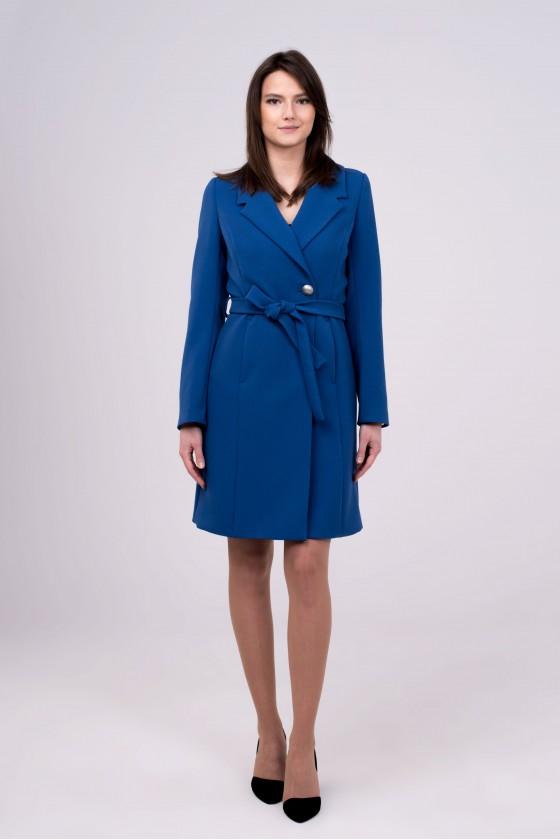 Płaszcz m466 niebieski