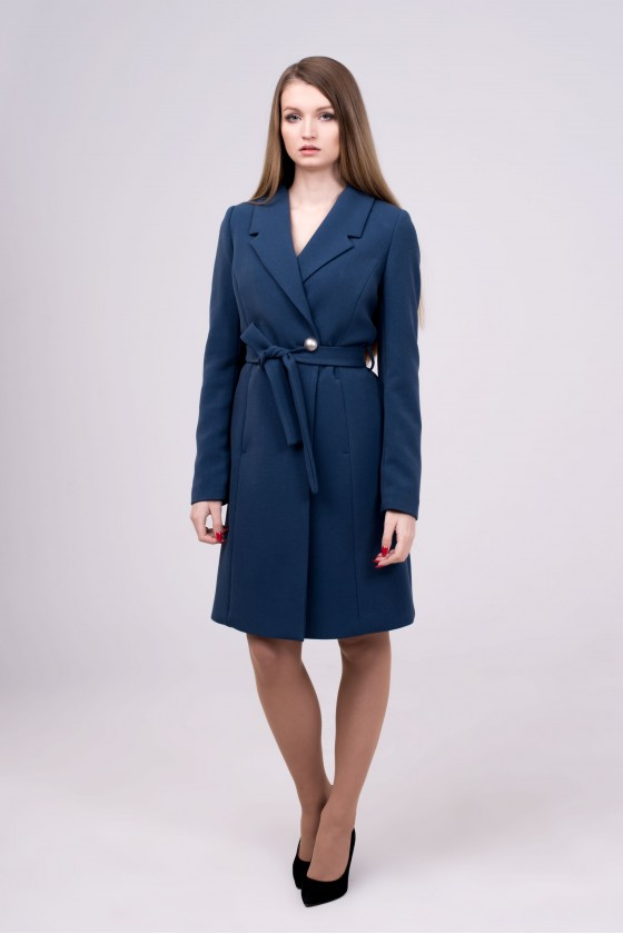 Płaszcz m466 grnatowy