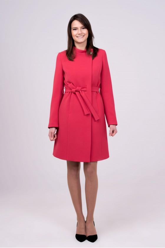 Płaszcz m465 czerwony