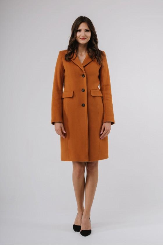 Płaszcz m496 rudy