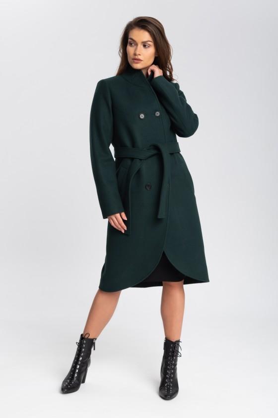 Płaszcz m515 zielony