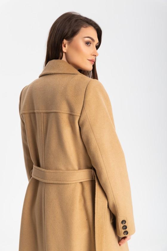 Płaszcz m513 camelowy