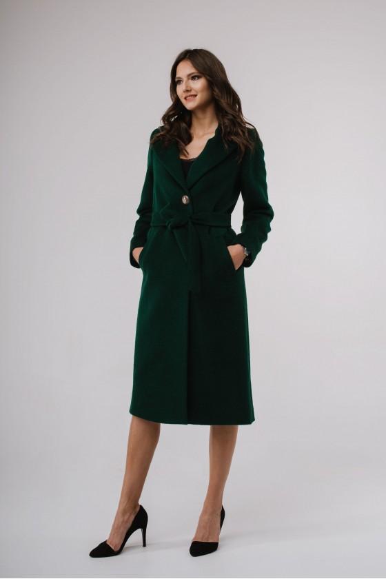 Płaszcz m490 zielony