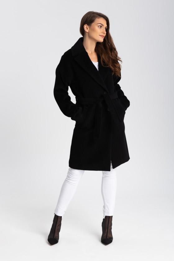 Płaszcz m507 czarny