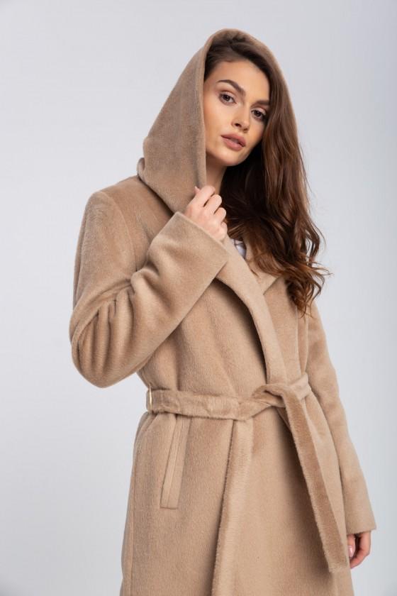 Płaszcz m438 camel