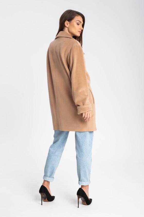 Płaszcz m428 camel