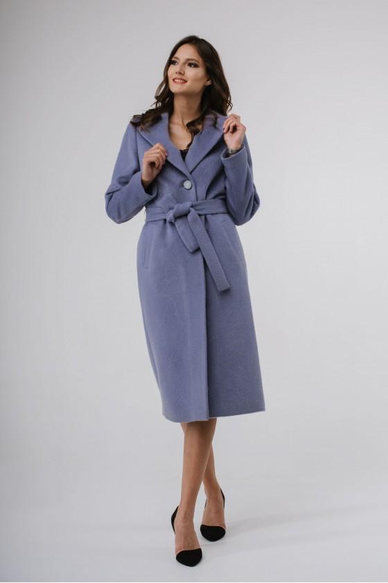 Płaszcz m490 niebieski