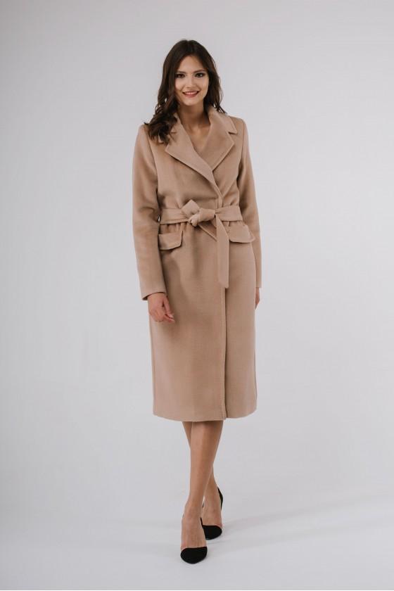 Płaszcz m492 camelowy
