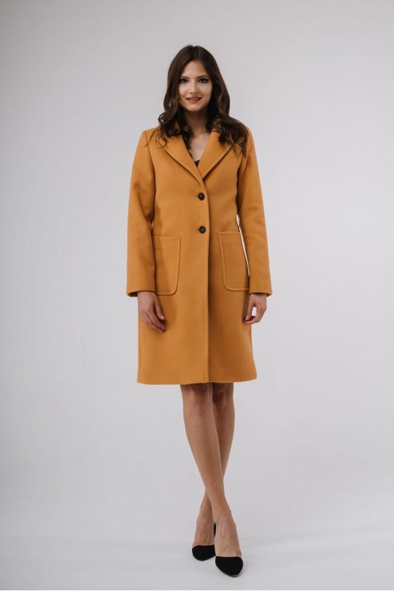 Płaszcz m497 żółty