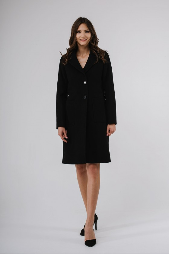 Płaszcz m497 czarny