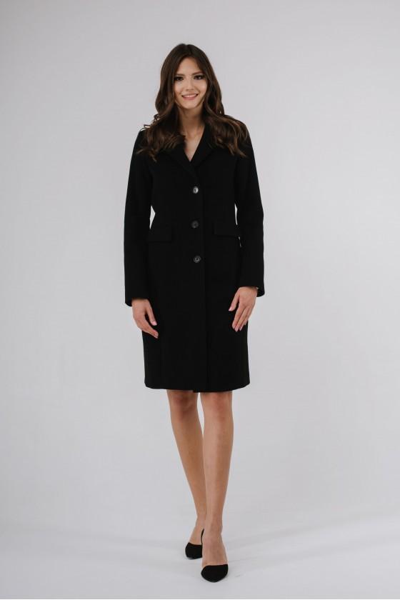 Płaszcz m496 czarny