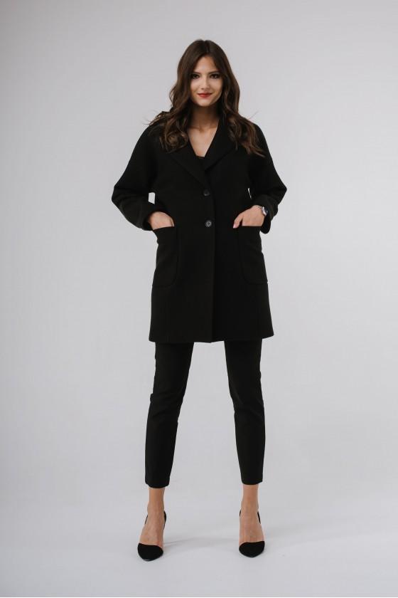 Płaszcz m495 czarny