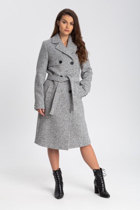 Płaszcz m513 jodełka