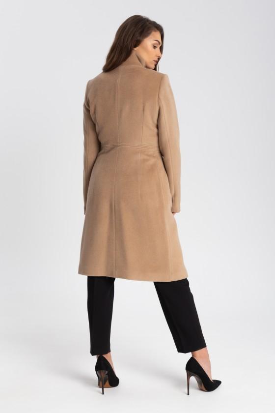 Płaszcz m509 camelowy