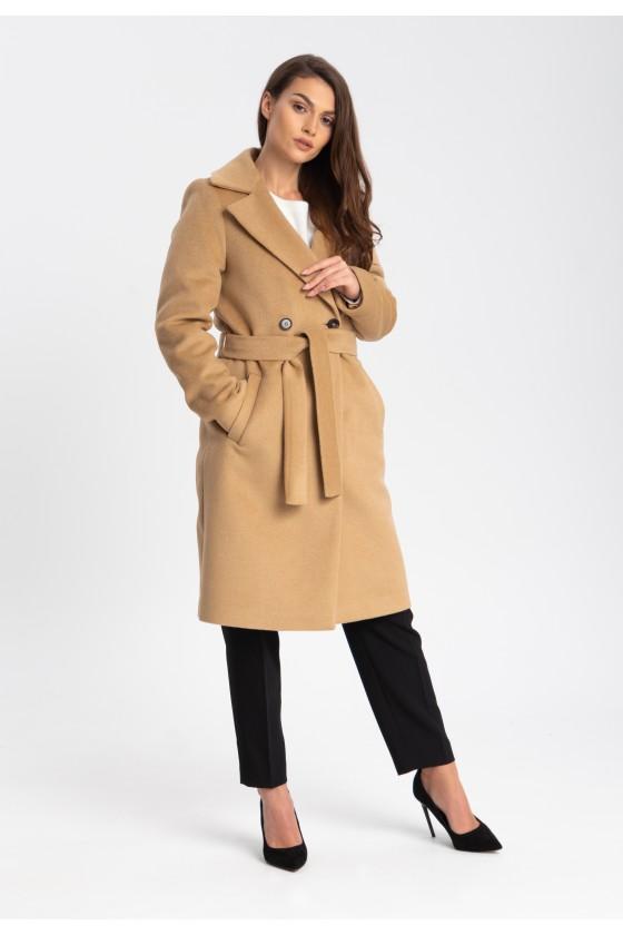 Płaszcz m506 camelowy
