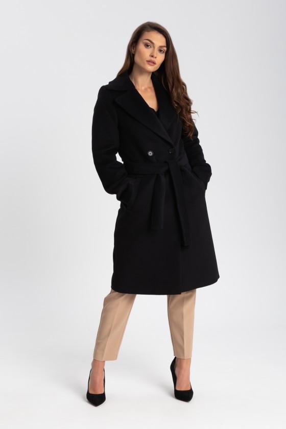 Płaszcz m506 czarny