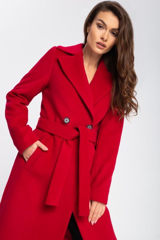 Płaszcz m506 czerwony
