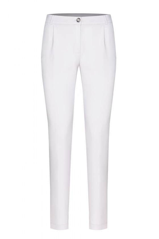 Spodnie m809 jasnoszare