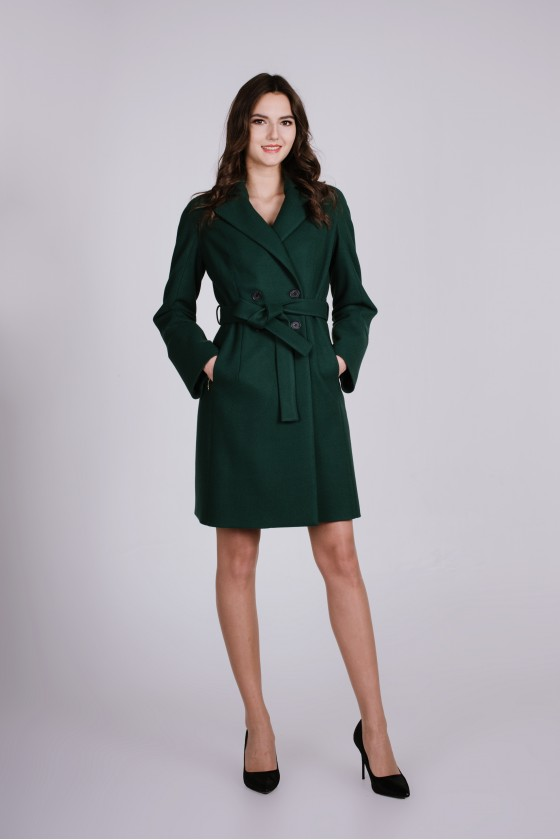 Płaszcz m499 zielony