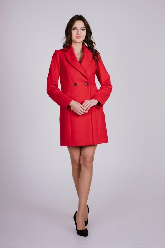 Płaszcz m502 czerwony