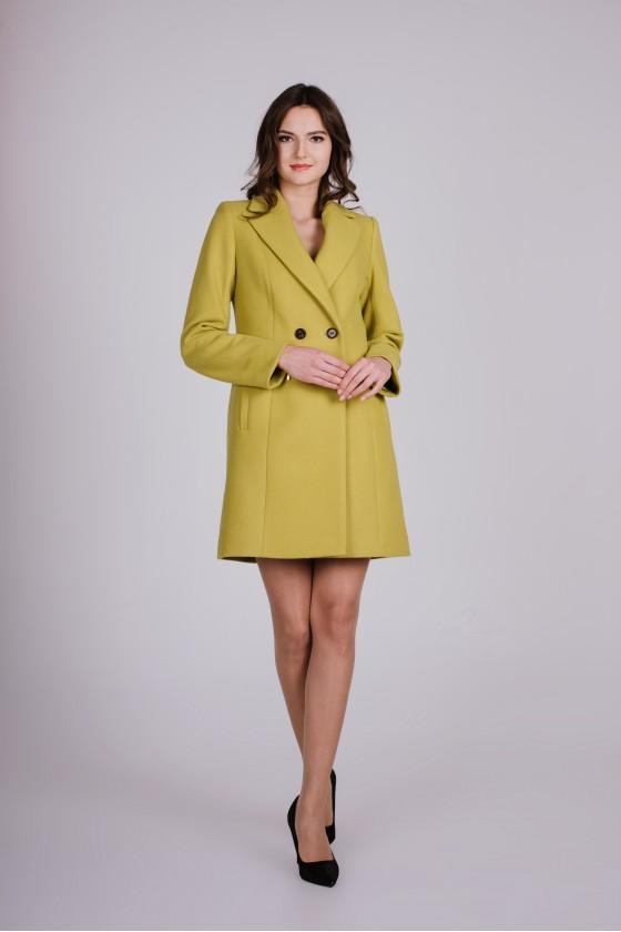 Płaszcz m502 limonkowy